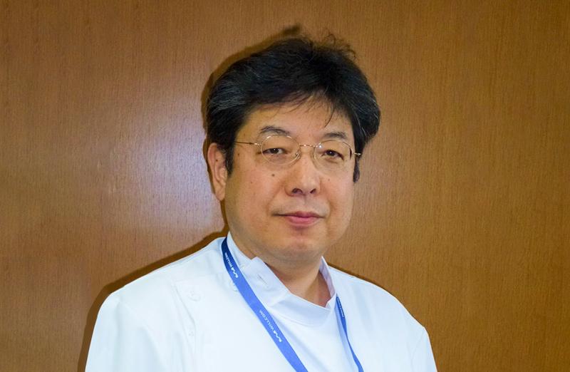 病院長 伊藤 靖